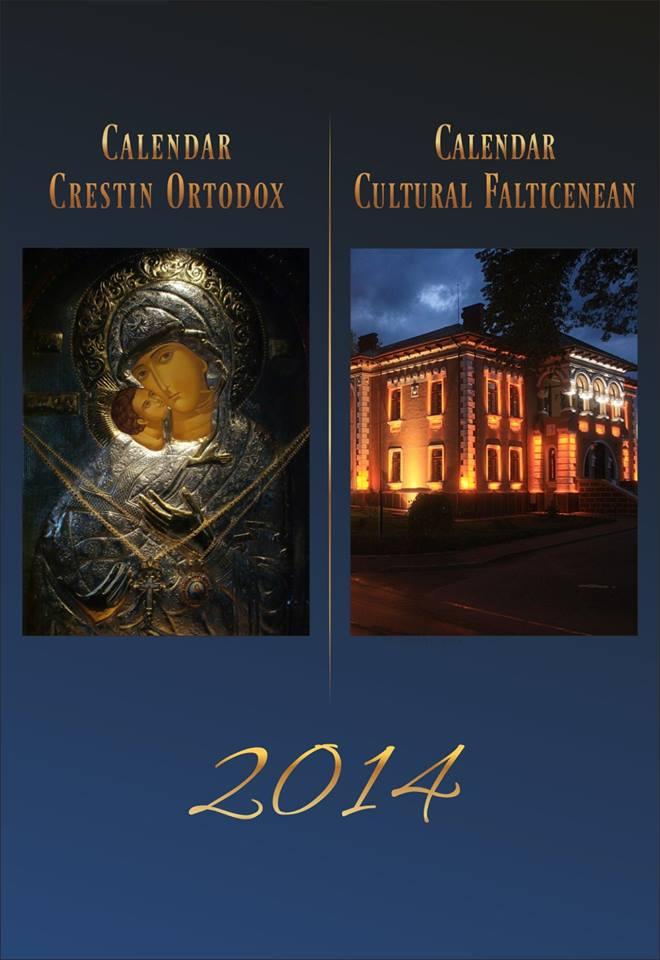 Calendar Falticeni Cultural