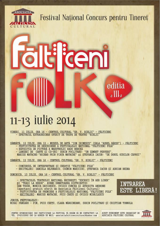 Falticeni Folk 2014