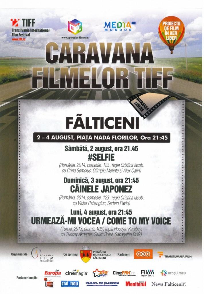 Falticeni-afis Caravana TIFF