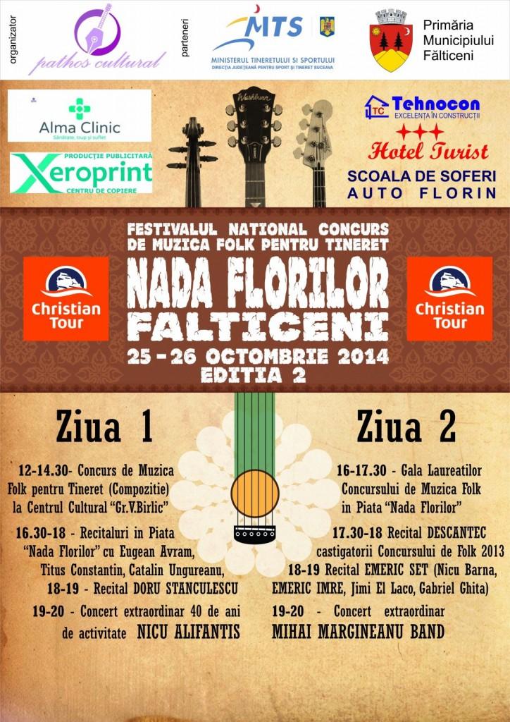 Falticeni-afis festival folk 2014