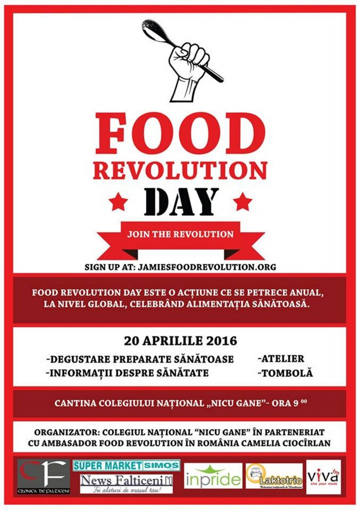 Falticeni -food-revolution-day